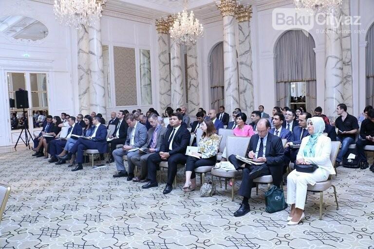 """Bakıda """"Azərbaycan Rəqabətlilik Forumu 2018"""" keçirilib, fotoşəkil-5"""