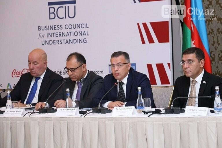 """Bakıda """"Azərbaycan Rəqabətlilik Forumu 2018"""" keçirilib, fotoşəkil-1"""