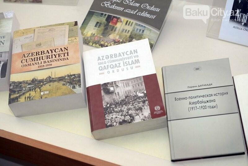 """Bakının azadlığına həsr edilmiş sərgi - """"Millət sizə minnətdardır"""", fotoşəkil-5"""
