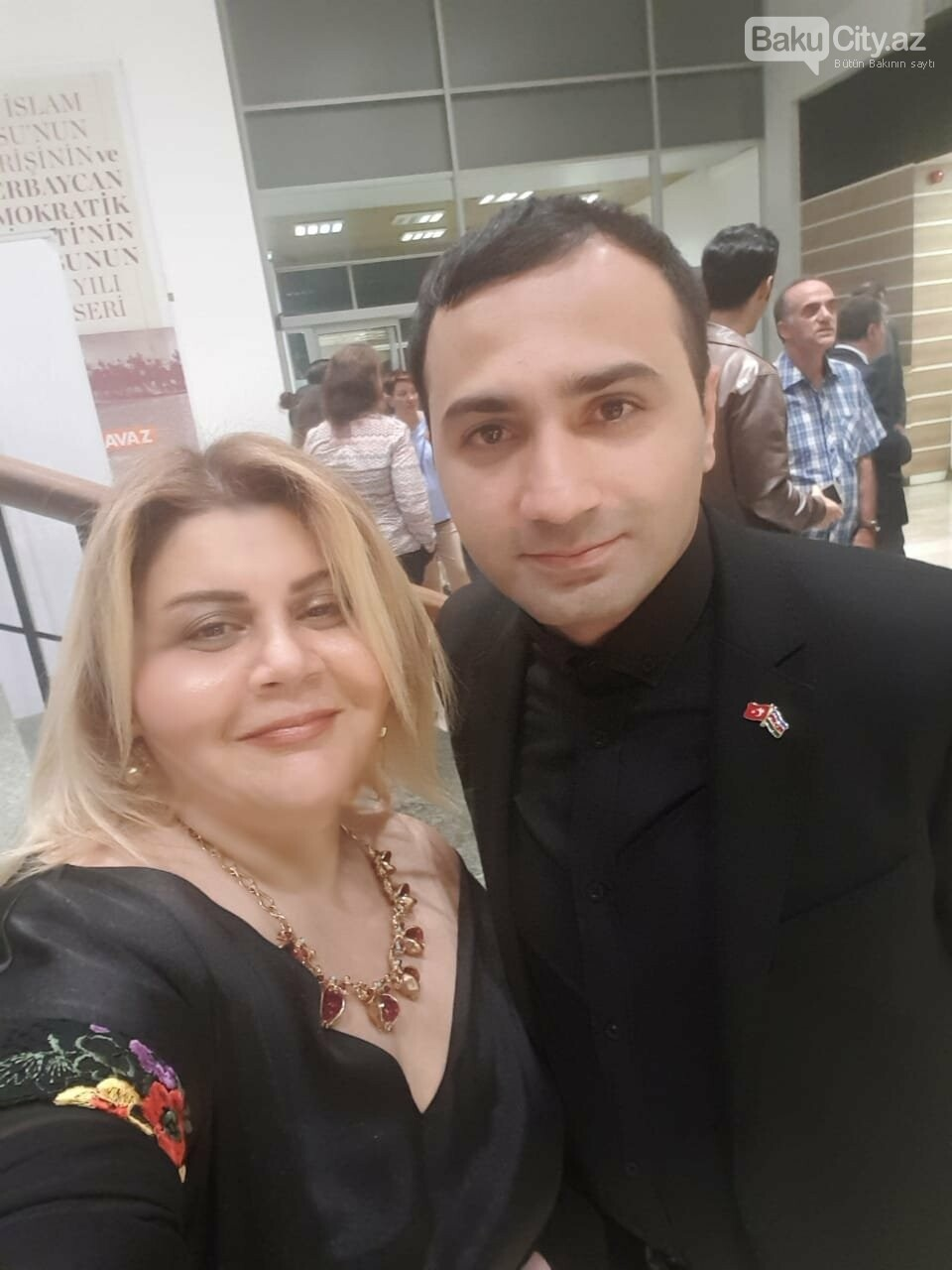 Aygün Səmədzadənin yeni əsərləri Türkiyədə təqdim olunub , fotoşəkil-2