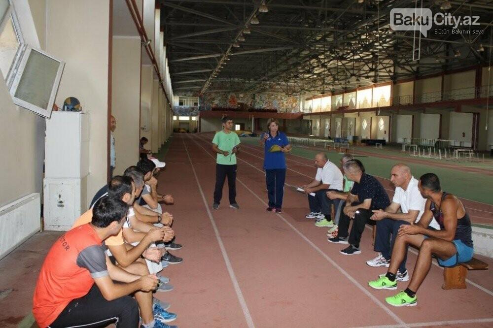 Bakıda Beynəlxalq Atletika Federasiyasının seminarı təşkil olunub, fotoşəkil-7
