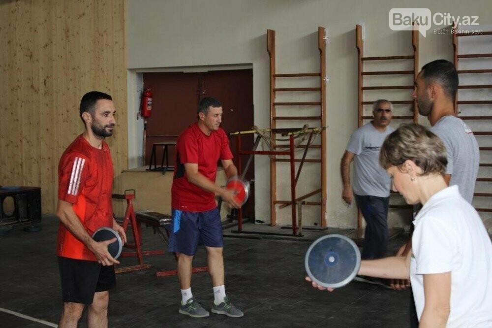 Bakıda Beynəlxalq Atletika Federasiyasının seminarı təşkil olunub, fotoşəkil-1