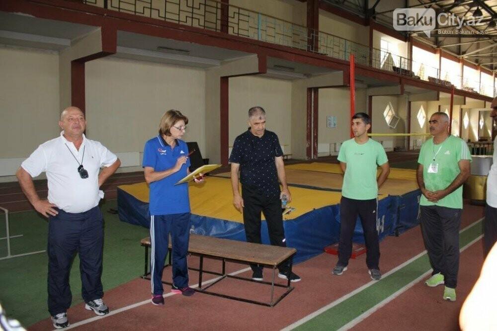 Bakıda Beynəlxalq Atletika Federasiyasının seminarı təşkil olunub, fotoşəkil-4