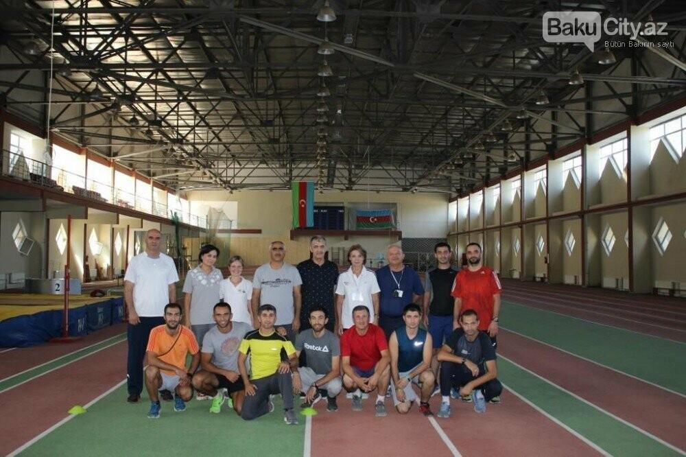 Bakıda Beynəlxalq Atletika Federasiyasının seminarı təşkil olunub, fotoşəkil-8