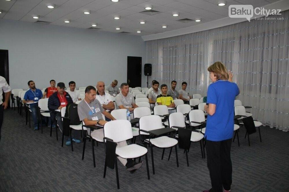Bakıda Beynəlxalq Atletika Federasiyasının seminarı təşkil olunub, fotoşəkil-5