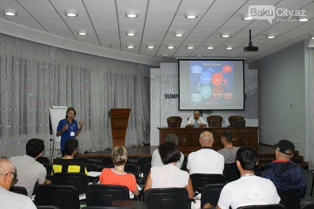 Bakıda Beynəlxalq Atletika Federasiyasının seminarı təşkil olunub, fotoşəkil-6