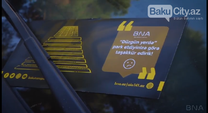 Bakı Nəqliyyat Agentliyi sürücülər üçün aksiya keçirib (Foto), fotoşəkil-1