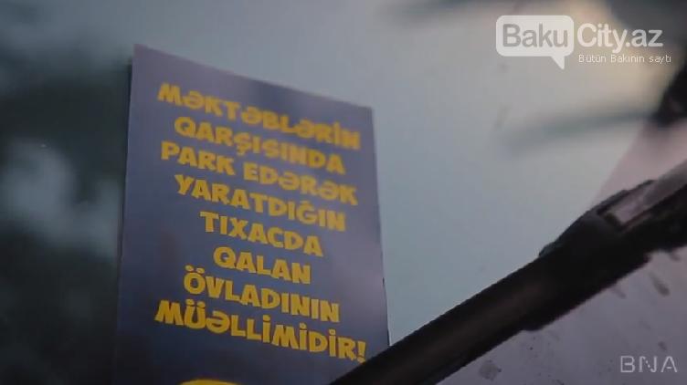 Bakı Nəqliyyat Agentliyi sürücülər üçün aksiya keçirib (Foto), fotoşəkil-2