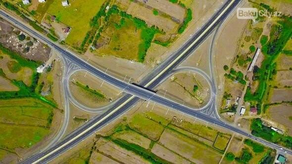 İlham Əliyev Ələt-Astara avtomobil yolunun açılışında, fotoşəkil-3