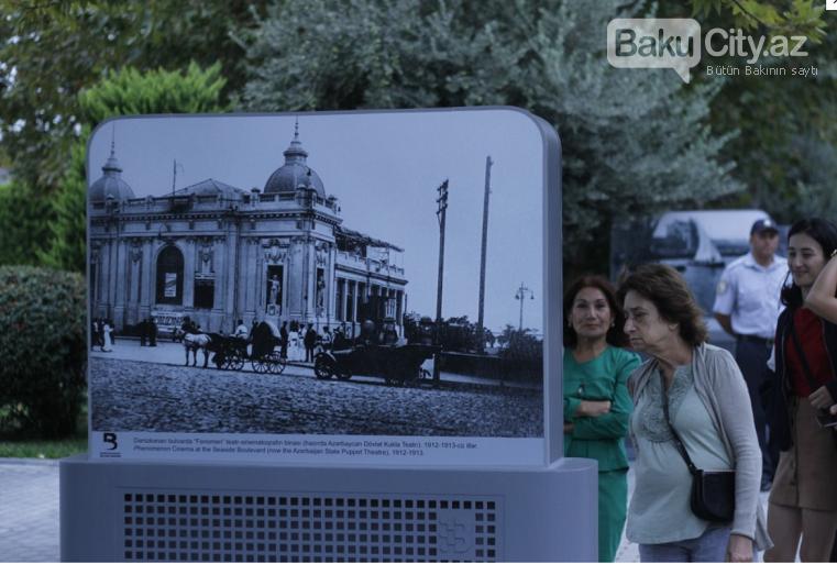 """""""Bakı bulvarının tarixi fotoşəkillərdə"""", fotoşəkil-8"""