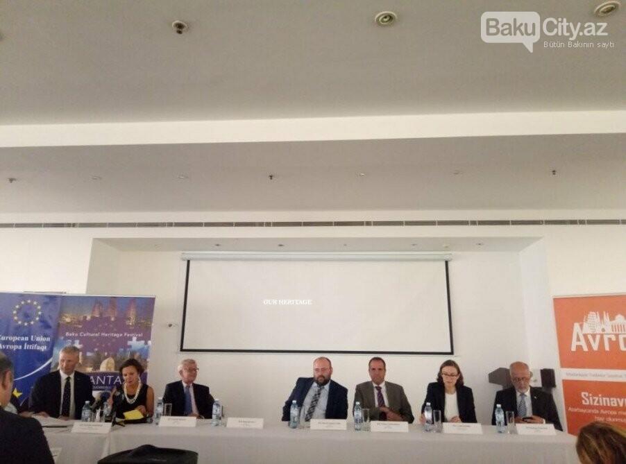 """Bakıda """"Avropa mədəni irsi ili"""" festivalı keçiriləcək, fotoşəkil-2"""