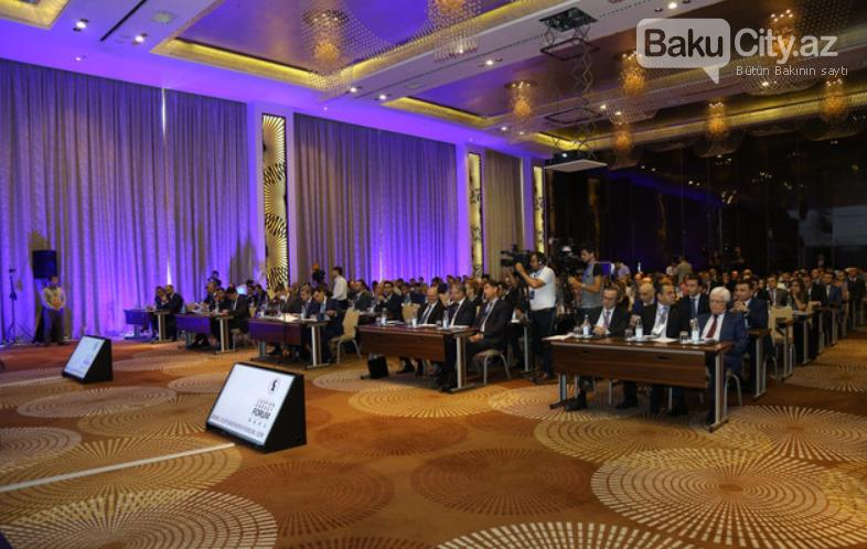 """Caspian Energy Forum Baku-2018"" başlayıb, fotoşəkil-7"