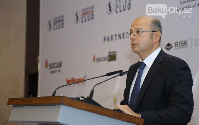 """Caspian Energy Forum Baku-2018"" başlayıb, fotoşəkil-1"