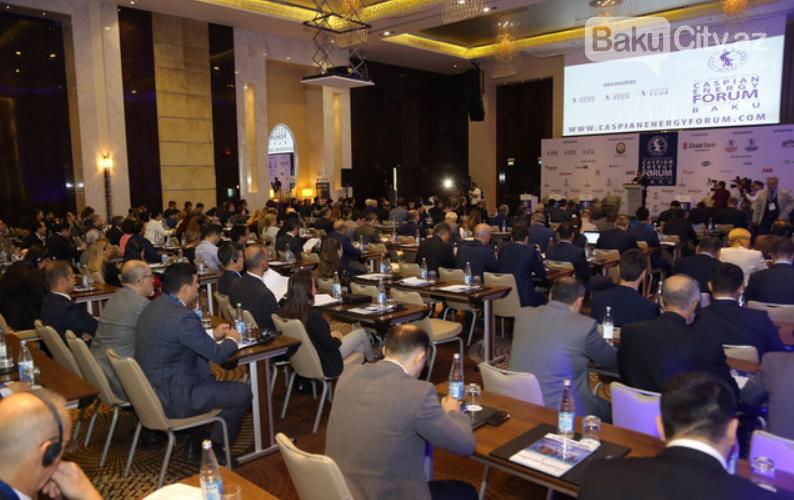 """Caspian Energy Forum Baku-2018"" başlayıb, fotoşəkil-5"