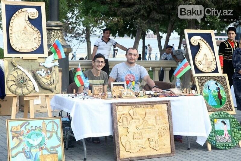 """Bakıda """"Beynəlxalq Sülh Günü""""nə həsr olunmuş tədbir keçirilib, fotoşəkil-30"""