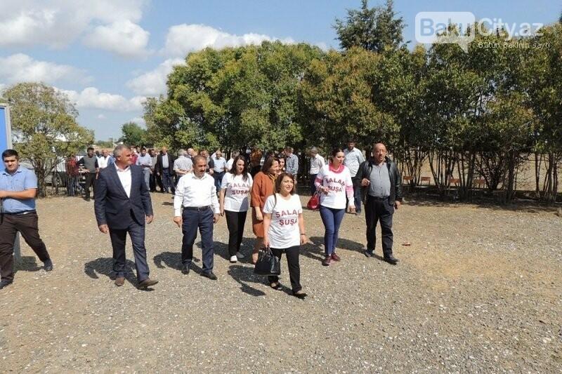 Bakı və Şuşa məktəbləri arasında əməkdaşlıq qurulacaq, fotoşəkil-12