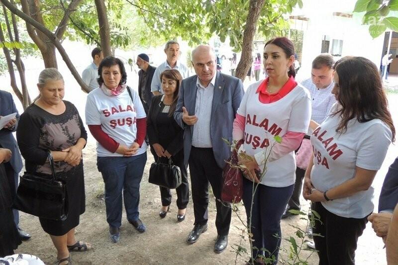 Bakı və Şuşa məktəbləri arasında əməkdaşlıq qurulacaq, fotoşəkil-8