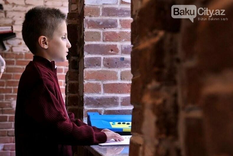 Bakı Kitab Mərkəzində görmə qüsurlu uşaqlarla görüş keçirilib, fotoşəkil-2