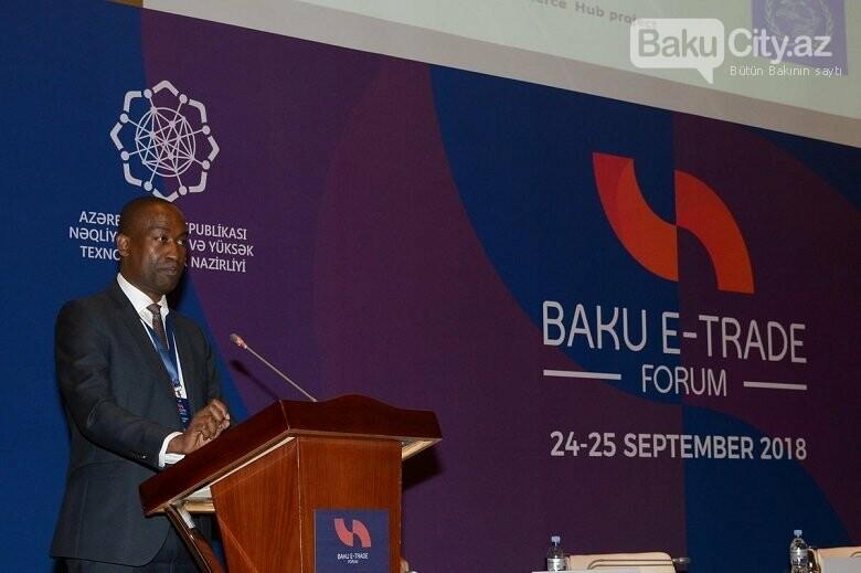 Bakı Beynəlxalq Elektron Ticarət Forumu öz işini yekunlaşdırıb, fotoşəkil-4