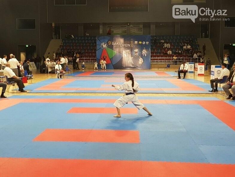 """""""Baku Open"""" beynəlxalq karate turnirinə start verilib, fotoşəkil-1"""