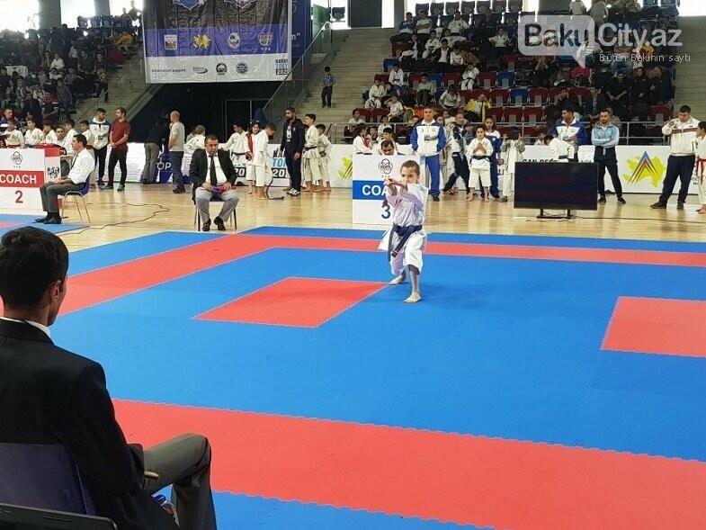 """""""Baku Open"""" beynəlxalq karate turnirinə start verilib, fotoşəkil-2"""