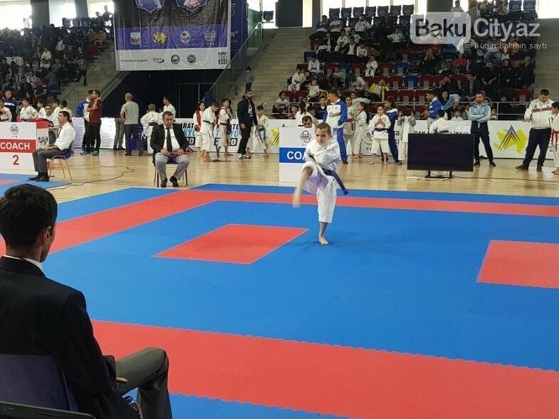 """""""Baku Open"""" beynəlxalq karate turnirinə start verilib, fotoşəkil-3"""