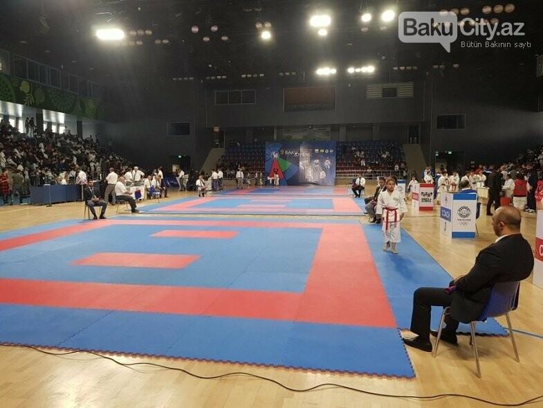 """""""Baku Open"""" beynəlxalq karate turnirinə start verilib, fotoşəkil-4"""