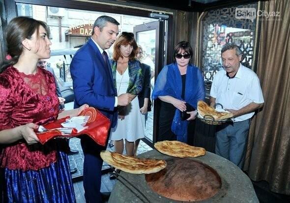 Bakının məşhur restoranı sökülür - FOTO, fotoşəkil-7