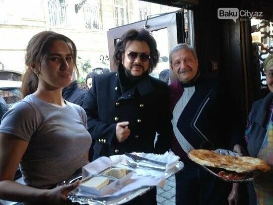 Bakının məşhur restoranı sökülür - FOTO, fotoşəkil-6