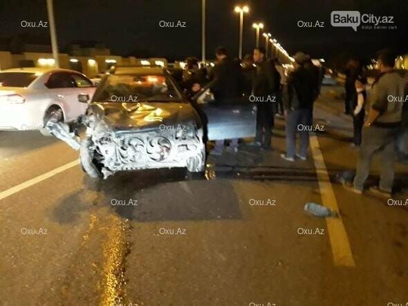 Bakıda maşın taksidən düşən qadını vurub öldürdü - FOTO, fotoşəkil-4