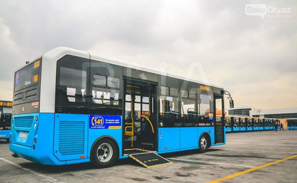 Bakıda bu marşrut üzrə yeni avtobuslar xidmət göstərəcək - FOTO, fotoşəkil-2