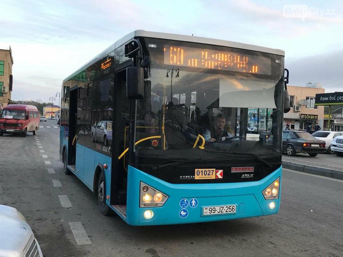 Bakıya yeni gətirilən avtobuslar xəttə buraxıldı - FOTO, fotoşəkil-2