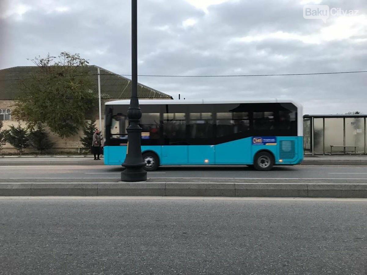 Bakıya yeni gətirilən avtobuslar xəttə buraxıldı - FOTO, fotoşəkil-5