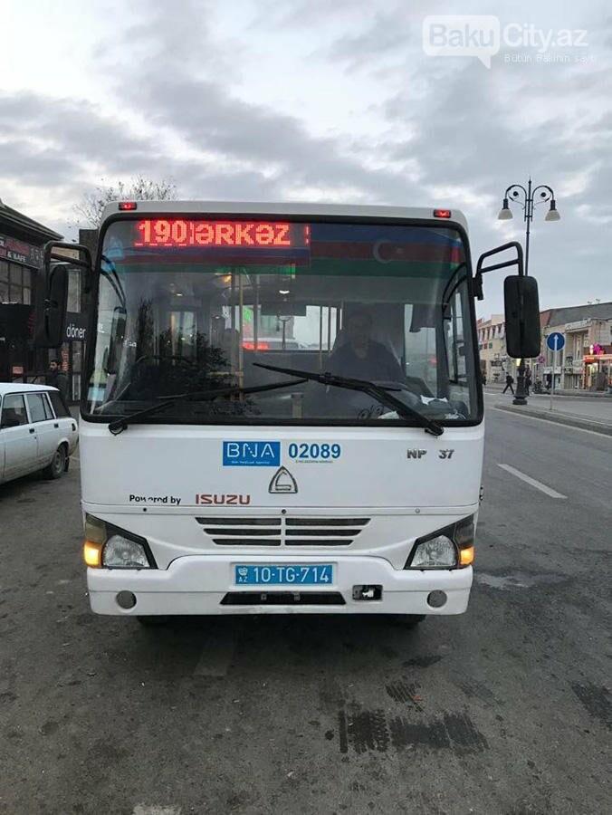 Bakıya yeni gətirilən avtobuslar xəttə buraxıldı - FOTO, fotoşəkil-6