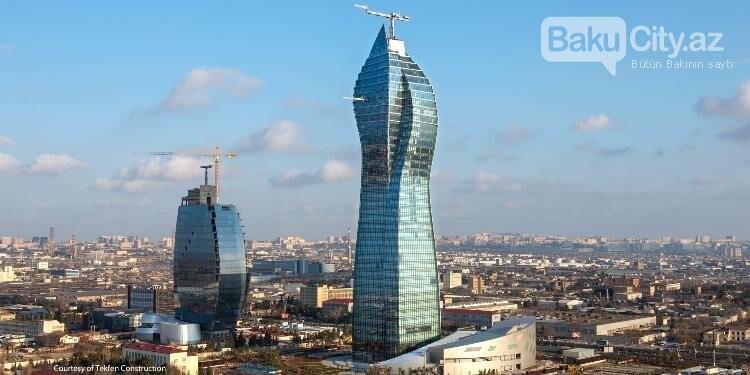 Bakının ən hündür 10 binası - SİYAHI, fotoşəkil-1