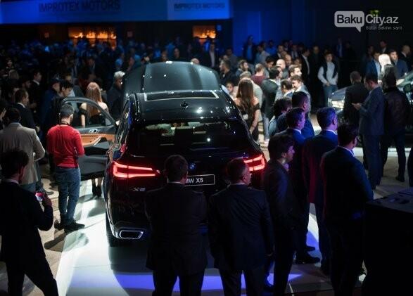 """Bakıda """"BMW""""nin yeni modeli təqdim edildi - FOTOLAR, fotoşəkil-1"""