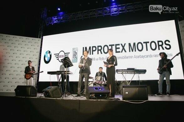 """Bakıda """"BMW""""nin yeni modeli təqdim edildi - FOTOLAR, fotoşəkil-2"""