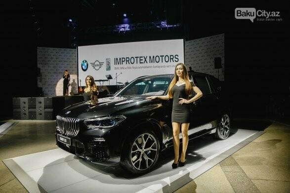 """Bakıda """"BMW""""nin yeni modeli təqdim edildi - FOTOLAR, fotoşəkil-3"""
