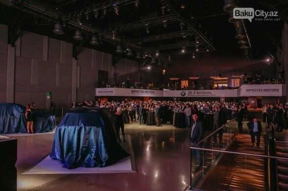 """Bakıda """"BMW""""nin yeni modeli təqdim edildi - FOTOLAR, fotoşəkil-5"""