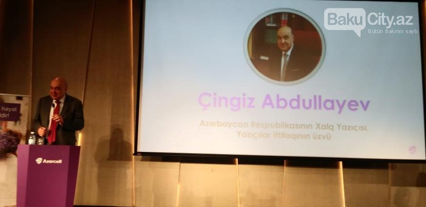 """""""Azercell"""" yeni kitab layihəsinin təqdimatını keçirdi - FOTOLAR, fotoşəkil-4"""