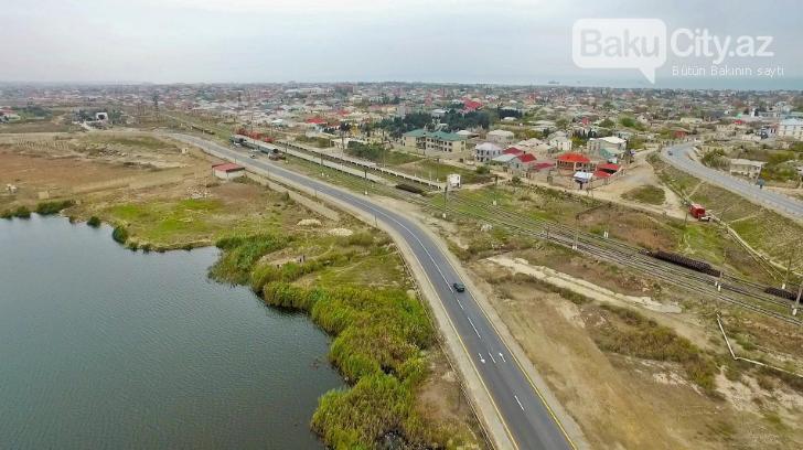 Bakıda yeni avtomobil yolu istifadəyə verilir - FOTO/VİDEO, fotoşəkil-1