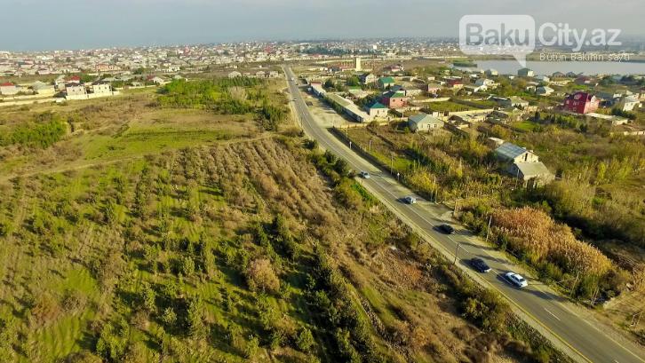 Bakıda yeni avtomobil yolu istifadəyə verilir - FOTO/VİDEO, fotoşəkil-4