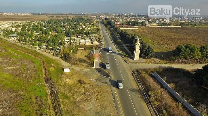 Bakıda yeni avtomobil yolu istifadəyə verilir - FOTO/VİDEO, fotoşəkil-2
