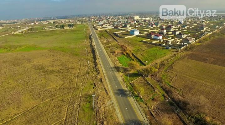 Bakıda yeni avtomobil yolu istifadəyə verilir - FOTO/VİDEO, fotoşəkil-3