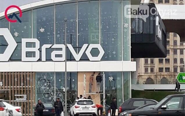 """Bakıda """"Audi"""" məşhur hipermarketə girdi - Foto, fotoşəkil-2"""