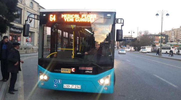 Bakıda yeni sərnişin avtobusları istifadəyə verildi - FOTO, fotoşəkil-3