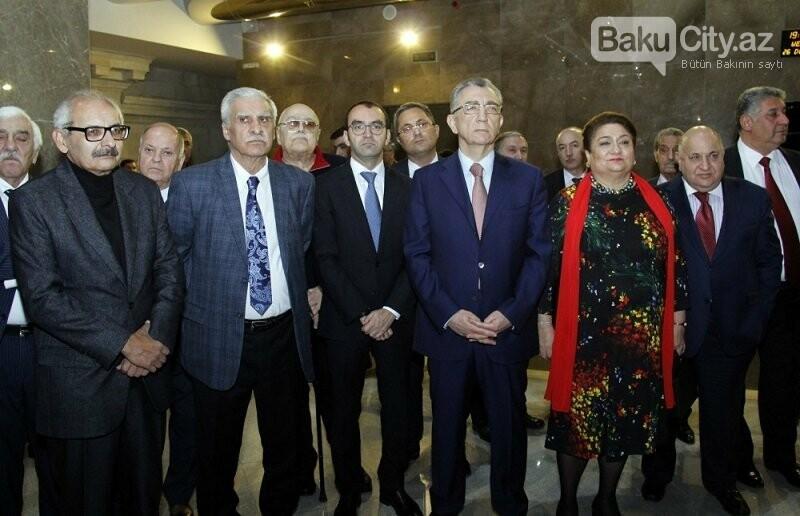 """""""Memar"""" sənədli filminin təqdimatı oldu - FOTO, fotoşəkil-2"""