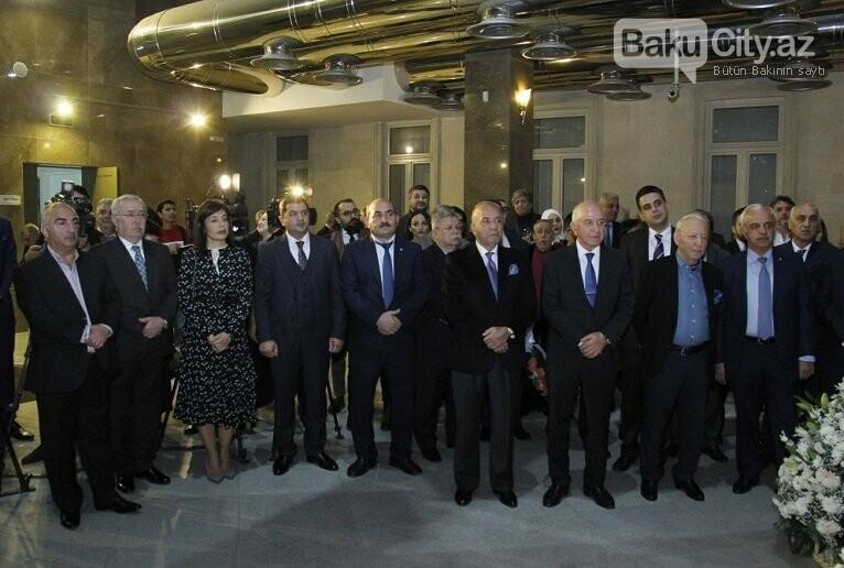 """""""Memar"""" sənədli filminin təqdimatı oldu - FOTO, fotoşəkil-11"""