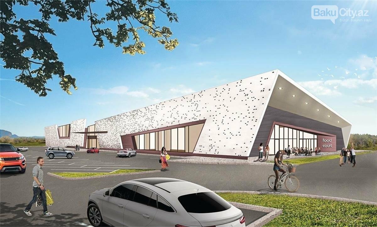 """Bakıda yeni """"mall"""" tikiləcək – FOTOLAR, fotoşəkil-3"""