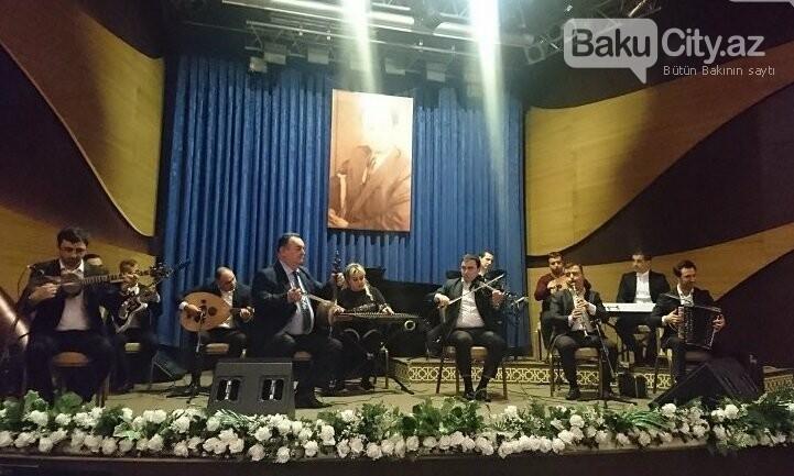 Bakıda görkəmli şairin xatirəsinə  konsert həsr edildi - FOTO, fotoşəkil-1